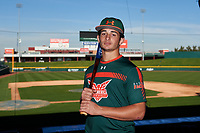 Alex Ulloa during the Under Armour All-America Tournament powered by Baseball Factory on January 17, 2020 at Sloan Park in Mesa, Arizona.  (Zachary Lucy/Four Seam Images)