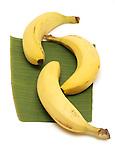 Bananas still life.