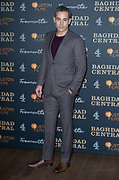 "Waleed Zuaiter<br /> arriving for the ""Baghdad Central"" screening at the BFI South Bank, London.<br /> <br /> ©Ash Knotek  D3548 16/01/2020"