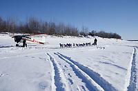 Robert Sorlie on Yukon River Leaving Galena