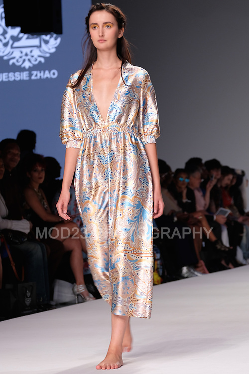 Style Fashion Week S/ S 2018 9/8/2018, Jessie Zhao