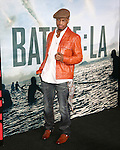 Ne-Yo at The Columbia Pictures' Premiere of BATTLE: LOS ANGELES held at The Grauman's Chinese Theatre in Hollywood, California on March 08,2011                                                                               © 2010 Hollywood Press Agency