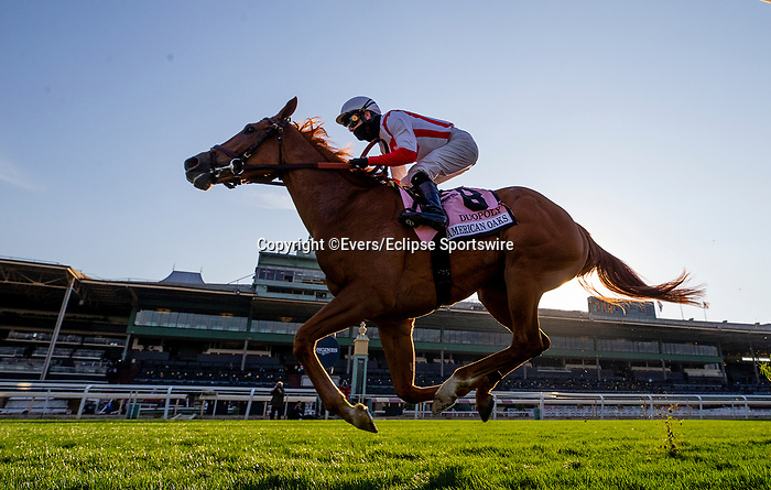 December 26, 2020: Duopoly with Flavien Prat aboard wins the American Oaks at Santa Anita Park in Arcadia, California on December 26, 2020. Evers/Eclipse Sportswire/CSM