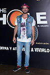 12.09,2012. Celebrities attend the presentation of the new season of  'The Hole' in Theater Caser Calderon of Madrid, with La Terremoto de Alcorcon and Alex O'Dogherty. In the image Luis Fernandez (Alterphotos/Marta Gonzalez)