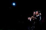 Nikolay Darin and Natalia Seredina of Moldova during the WDSF GrandSlam Standard on the Day 2 of the WDSF GrandSlam Hong Kong 2014 on June 01, 2014 at the Queen Elizabeth Stadium Arena in Hong Kong, China. Photo by AItor Alcalde / Power Sport Images
