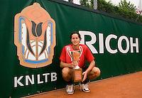 17-8-08, Den Bosch, Tennis, Nationale Kampioenschappen,  Jasper Smit    wint de Nationale