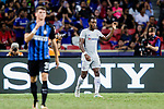 Chelsea Forward Michy Batshuayi reacts during the International Champions Cup 2017 match between FC Internazionale and Chelsea FC on July 29, 2017 in Singapore. Photo by Marcio Rodrigo Machado / Power Sport Images