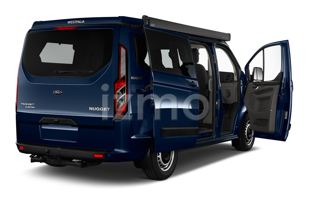 Car images of 2020 Ford Transit-Custom Nugget 4 Door Camper Van Doors