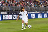 EAST HARTFORD, CT - JULY 1: Bianca Sierra #2 of Mexico during a game between Mexico and USWNT at Rentschler Field on July 1, 2021 in East Hartford, Connecticut.