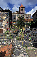 Europe/France/Auvergne/43/Haute-Loire/Saint Arcons : le village