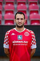 16th August 2020, Rheinland-Pfalz - Mainz, Germany: Official media day for FSC Mainz players and staff; Levin Oztunali FSV Mainz 05
