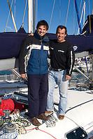 Roka's V .XXIII Edición de la Regata de Invierno 200 millas a 2 - 6 al 8 de Marzo de 2009, Club Náutico de Altea, Altea, Alicante, España
