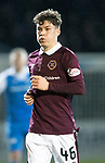 St Johnstone v Hearts…23.12.17…  McDiarmid Park…  SPFL<br />Anthony McDonald<br />Picture by Graeme Hart. <br />Copyright Perthshire Picture Agency<br />Tel: 01738 623350  Mobile: 07990 594431