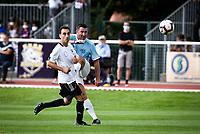 6th September 2020, Poissy,Paris, France; Football Friendly, Varietes Club de France versus Chi PSG;  Karl Olive ( Variete France )
