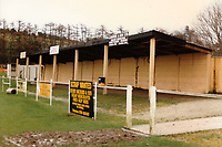 General view of St Blazey FC, Blaise Park, St Blazey, Cornwall, pictured on 25th November 1992