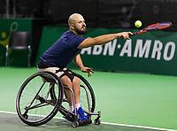Rotterdam, The Netherlands,  15 Februari, 2018, Ahoy, Tennis, ABNAMRO World Tennis Tournament,  Wheelchair,<br /> Photo: www.tennisimages.com
