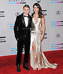 Justin Bieber and Selena Gomez attends 2011 American Music Awards held at The Nokia Theater Live in Los Angeles, California on November 20,2011                                                                               © 2011 DVS / Hollywood Press Agency