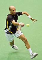 12-2-10, Rotterdam, Tennis, ABNAMROWTT, Nicolai Davydenko,