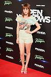 Natalia Molina attends `Open Windows´new film premiere at Palafox Cinemas in Madrid, Spain. June 30, 2014. (ALTERPHOTOS/Victor Blanco)