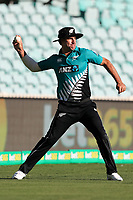 13th March 2020, Sydney Cricket Ground, Sydney, Australia;  Colin de Grandhomme of the Blackcaps fielding. International One Day Cricket. Australia versus New Zealand Blackcaps, Chappell–Hadlee Trophy, Game 1.
