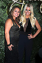 Tina Simpson and Jessica Simpson attend Jessica Simpson Collection Presentation Spring 2016 New York Fashion Week on September 9, 2015 in New York City.