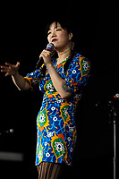Toronto (ON), June 19, 2007 - <br /> True Colours presents musical performances for Cyndi Lauper, Erasure, Debbie Harry, The Dresden Dolls, The Gossip and The Clicks, hosted by Margaret Cho. A portion of the proceeds will be given to Pride Toronto.