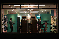 Paul Smith shop in  Yurakucho, Tokyo, Japan
