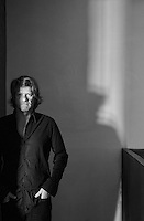 A portrait of architect Marco Costanzi