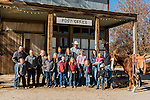 The Dower family at the Triple D Ranch<br /> from the left: Robert and Katie Dowers and sons Kyle, Todd, Nolan<br /> John and Valorie Maurer and Katelyn, Cody and Alyssa<br /> Rod and Maria Dowers (Father and Mother/grandfather, grandmother)<br /> Jackie and Nick Dowers with kids Tuli, Jovi, and Crue