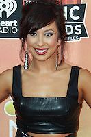 LOS ANGELES, CA, USA - MAY 01: Cheryl Burke at the iHeartRadio Music Awards 2014 held at The Shrine Auditorium on May 1, 2014 in Los Angeles, California, United States. (Photo by Celebrity Monitor)