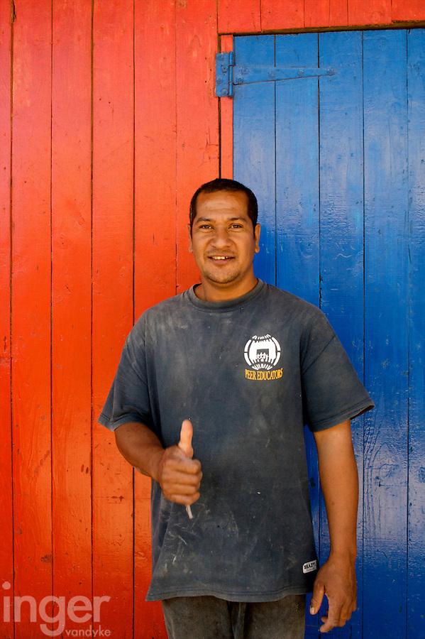 Local Guy in Neiafu, Vavau, Tonga