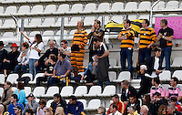 Photo: Richard Lane/Richard Lane Photography. Stade Francais v London Wasps. European Rugby Champions Cup Play-Off. 24/05/2014. Wasps supporters.