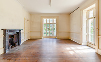 BNPS.co.uk (01202) 558833. <br /> Pic: Strutt&Parker/BNPS<br /> <br /> Pictured: Reception/living room with fireplace. <br /> <br /> Nun like it...<br /> <br /> A former convent that has hardly been touched in 80 years is on the market for £450,000.<br /> <br /> Until recently Posbury House was home to an Anglican Franciscan nunnery which moved to the Devon property to escape the danger of German bombardment in the Second World War.<br /> <br /> The eight-bedroom manor house and two acres of gardens have been well looked after by the nuns, but the property is now in need of refurbishment and buyers are relishing the idea of a project.<br /> <br /> Estate agents Strutt & Parker say the property has attracted an extraordinary amount of interest with more than 150 viewings in just ten days. They are now asking for best and final offers by midday on Wednesday.