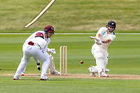 20th November 2020; John Davies Oval, Queenstown, Otago, South Island of New Zealand. NZ A's Henry Nicholls powers runs past mid-on