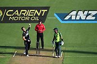 20th December 2020; Hamilton, New Zealand;  Trent Boult bowling for New Zealand Black Caps versus Pakistan, International Twenty20 Cricket. Seddon Park, Hamilton, New Zealand.