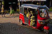 The Whole sale vegetable and fruit Market in Colombo Sri Lanka