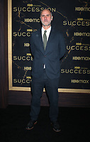 """October 12, 2021. Jesse Armstrong attend HBO's """"Succession"""" Season 3 Premiere at the  American Museum of Natural History in New York October 12, 2021 Credit: RW/MediaPunch"""