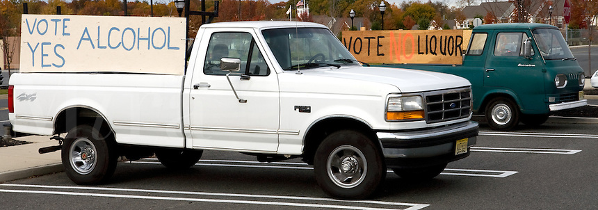 Vote Yes, Vote NO Ford Trucks