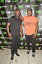 MIAMI, FLORIDA - JUNE 03: OV and Shabazz The OG attends The Money Team Fight Weekend Kickoff at Victory Restaurant and Lounge on June 03, 2021 in Miami, Florida. ( Photo by Johnny Louis / jlnphotography.com )