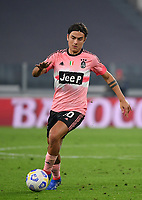 Calcio, Serie A: Juventus - Hellas Verona, Turin, Allianz Stadium, October 25, 2020.<br /> Juventus' captain Paulo Dybala in action during the Italian Serie A football match between Juventus and Hellas Verona at the Allianz stadium in Turin, October 25,,2020.<br /> UPDATE IMAGES PRESS/Isabella Bonotto