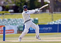 Joe Denly bats for Kent during Kent CCC vs Lancashire CCC, LV Insurance County Championship Group 3 Cricket at The Spitfire Ground on 25th April 2021