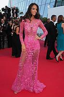 """Jade Foret<br /> """"The Beguiled"""" Red Carpet<br /> Festival de Cannes 2017"""