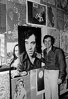 Franck Fernandel,<br /> le  28 juin 1969<br /> <br /> Photographe : Photo Moderne<br /> - Agence Quebec Presse