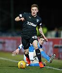 27.02.18 St Johnstone v Rangers:<br /> Greg Docherty and Murray Davisdon