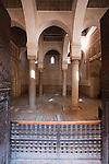 Saadier-Gräber, Marrakesch, Marokko