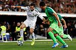 Real Madrid CF's Dani Carvajal during La Liga match. Oct 30, 2019. (ALTERPHOTOS/Manu R.B.)