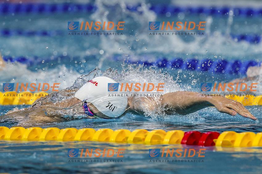 SUN Yang CHN 400 freestyle men winner<br /> Swimming Nuoto Kazan Arena<br /> Day10 02/08/2015 Evening Finals<br /> XVI FINA World Championships Aquatics Swimming<br /> Kazan Tatarstan RUS July 24 - Aug. 9 2015 <br /> Photo G.Scala/Deepbluemedia/Insidefoto