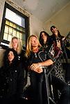 Various portraits & live photographs of the rock band, Johnny Crash.