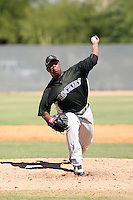 Isaiah Froneberger - Colorado Rockies - 2010 Instructional League.Photo by:  Bill Mitchell/Four Seam Images..
