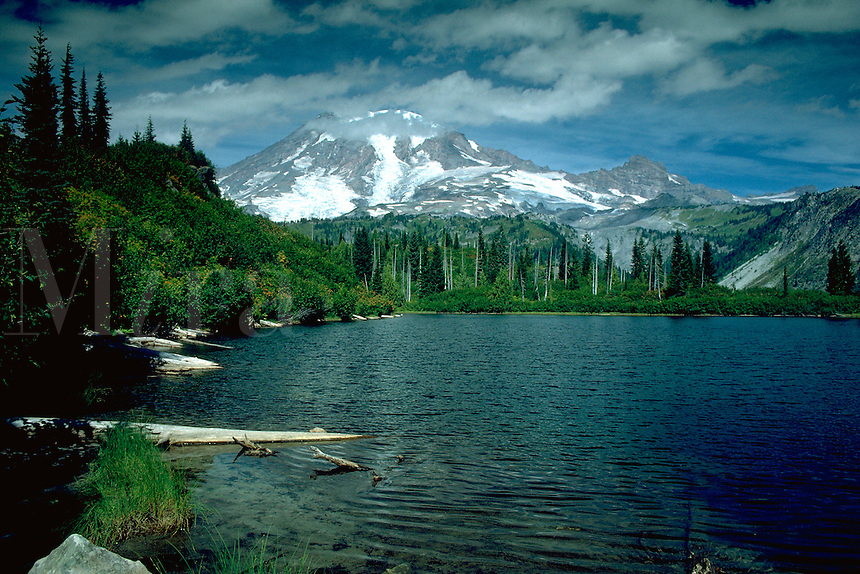 Mount Rainier. Washington United States Mount Rainier National Park.